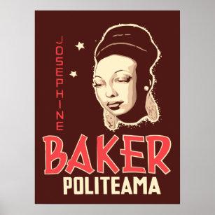 Josephine Baker Posters & Photo Prints   Zazzle