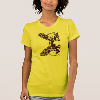 Vector art nouveau Priestess of Babylon T-Shirt