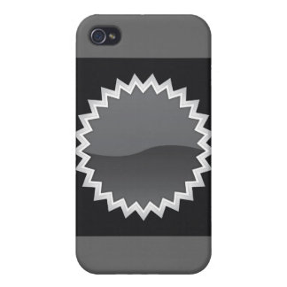 Vector Badge iPhone 4/4S Cover