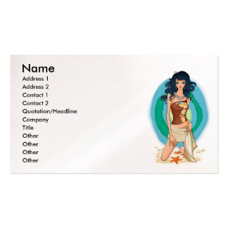Vector_Beauties_-0021, Name, Address 1, Address... Business Card