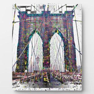 vector brooklyn jpg photo plaque