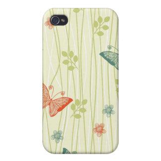vector butterflies iphone 4/4s speck case