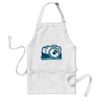 Vector Camera Icon Adult Apron