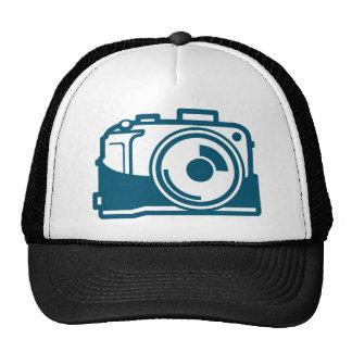 Vector Camera Icon Trucker Hat