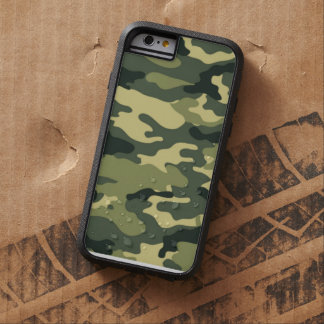 Vector Camouflage case iPhone 6 Case