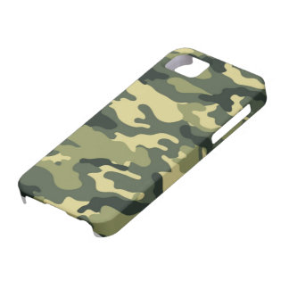 Vector Camouflage I5 case iPhone 5 Cases