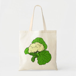 Vector - Cauliflower Tote Bag
