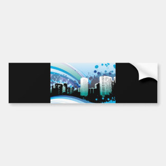vector_city_wide-1920x1200 car bumper sticker