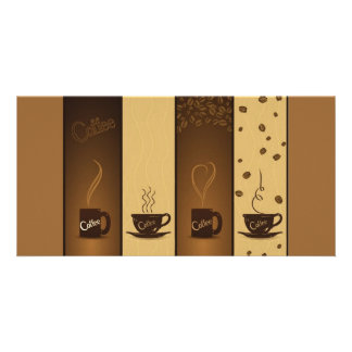 vector coffee banners card