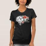 Vector de Geocacher Camiseta