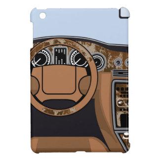 Vector de madera interior del ajuste del coche