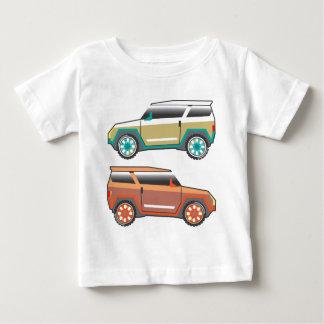 Vector de SUV nervioso Camisas