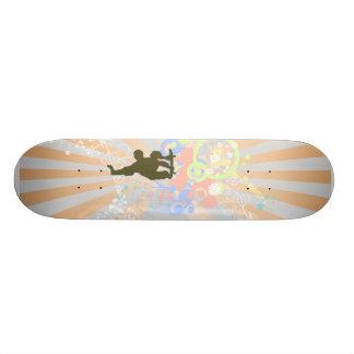 Vector Deck Custom Skateboard