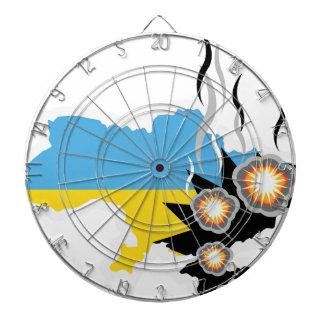 Vector del conflicto de Ucrania