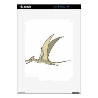 Vector del dinosaurio del vuelo calcomanía para iPad 2