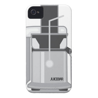 Vector del Juicer iPhone 4 Case-Mate Carcasas