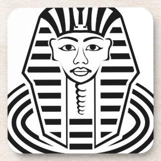 Vector del Pharaoh Posavasos