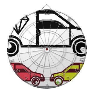Vector del vehículo de entrega