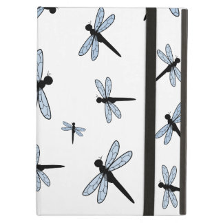 Vector Dragonfly Collage iPad Folio Cases
