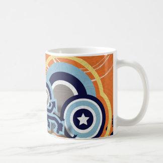 Vector Graphics Coffee Mug
