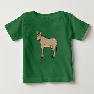 Vector illustration Donkey Baby T-Shirt