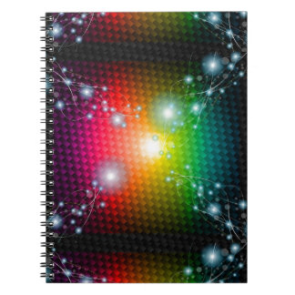 Vector-Image-of-Abstract-Colorful-Background BLACK Notebooks
