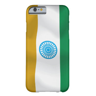 Vector  Indian Flag Barely There iPhone 6 Case