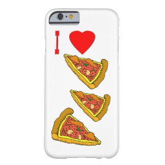 Vector  Italian Pizza Slice Barely There iPhone 6 Case