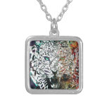 vector lepard necklaces