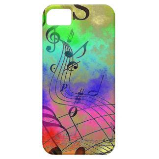 Vector Music Theme iPhone SE/5/5s Case
