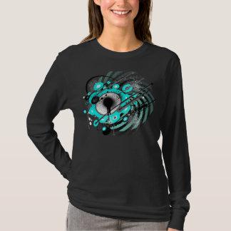 Vector Paint Long Sleeve T-Shirt