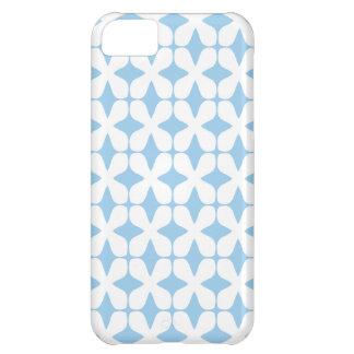 Vector Pattern Cornflower Blue iPhone5 Case