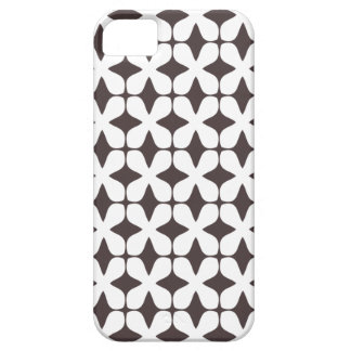 Vector Pattern French Roast Brown iPhone5 Case iPhone 5 Cases
