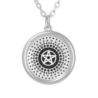 Vector Pentacle Necklace
