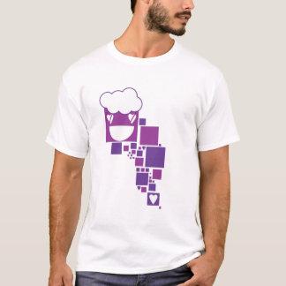 Vector Purple boxes T-Shirt