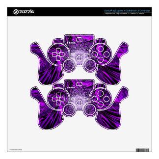 vector púrpura skins para mando PS3