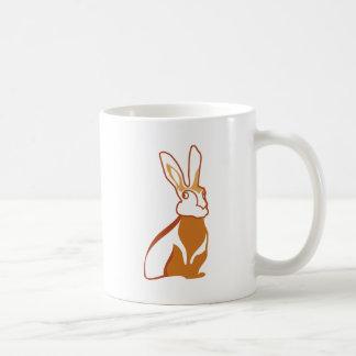Vector Rabbit Coffee Mug