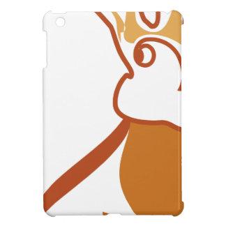 Vector Rabbit iPad Mini Cover