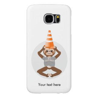 Vector Sloth Be A Unicorn Samsung Galaxy S6 Case