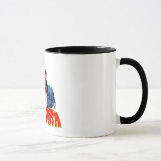 Vector - Stop Racism Mug