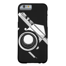 Vector style camera case barely there iPhone 6 case