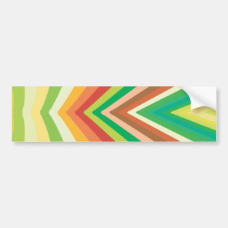 vector-sun-beams bumper sticker