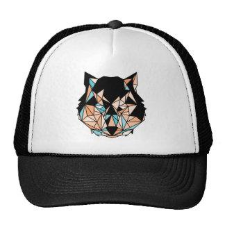 Vector Wolf Trucker Hat