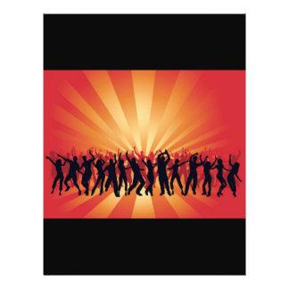 """vector www_Garcya_us_dancing de la gente del disco Folleto 8.5"""" X 11"""""""