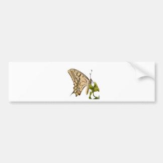 Vector z.png de Swallowtail Pegatina Para Auto