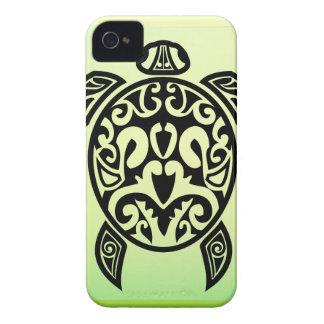 VectorPortal-Turtle-Tattoo-Vector.ai iPhone 4 Cover