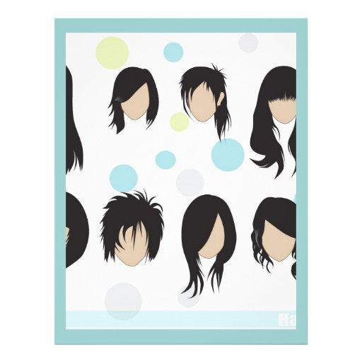 vectorvaco_09102001_hair_style flyer personalizado