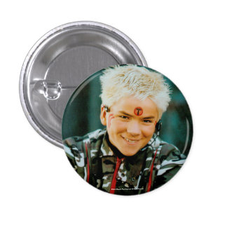 Ved The Tribe Pinback Button