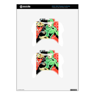 Veda the Cobra Woman Xbox 360 Controller Skins