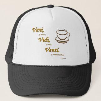 Vedi, Vidi, Venti. Trucker Hat
